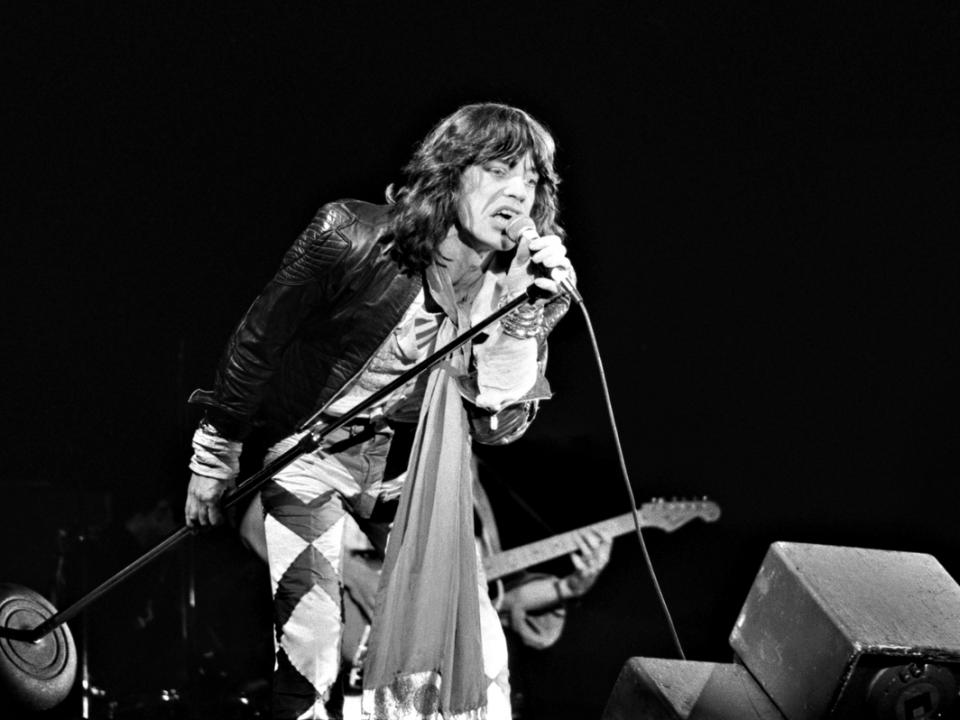 Mick Jagger München Monaco