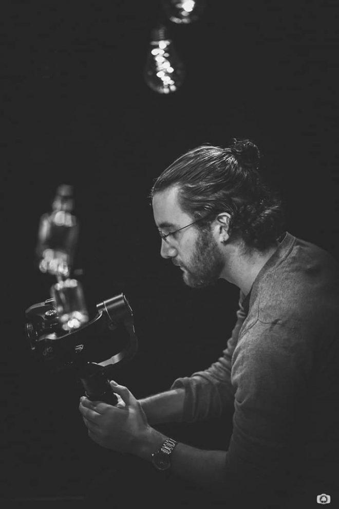 Kameramann Michael Wolf Monaco Sessions München